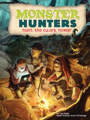 cover image of Hunt the Ozark Howler