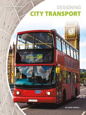 cover image of Designing City Transport
