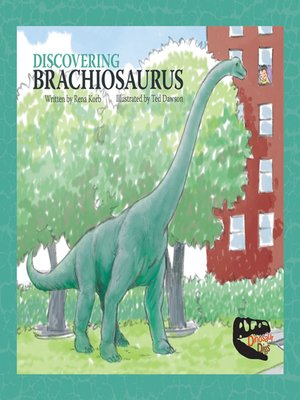cover image of Discovering Brachiosaurus