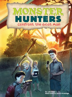 cover image of Confront the Goat Man