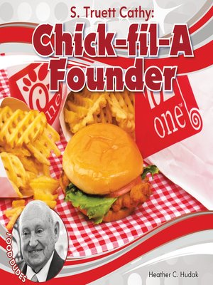 Book by chick fil a founder