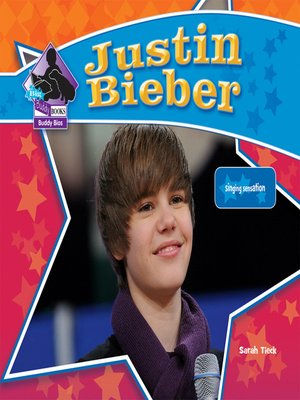 cover image of Justin Bieber