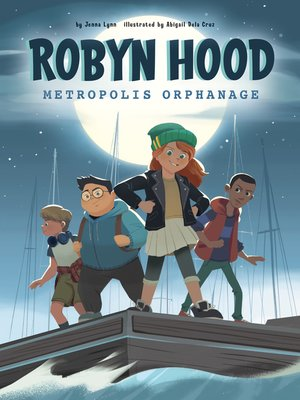 cover image of Metropolis Orphanage