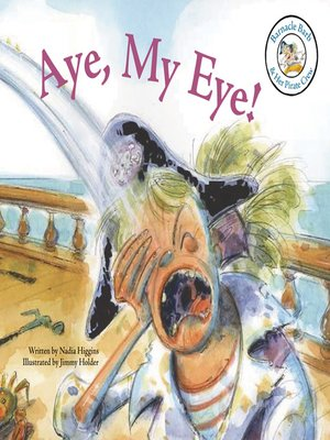 cover image of Aye, My Eye