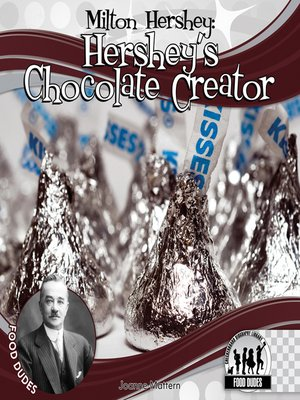 cover image of Milton Hershey