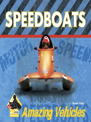 cover image of Speedboats