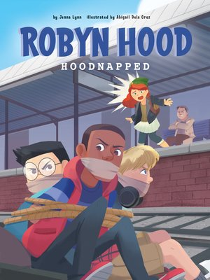 cover image of Hoodnapped