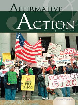 cover image of Affirmative Action