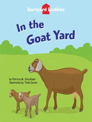 cover image of In the Goat Yard