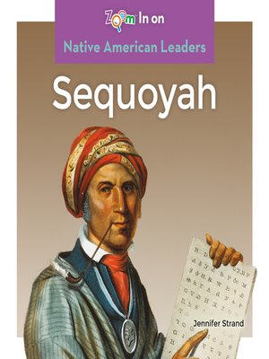 cover image of Sequoyah