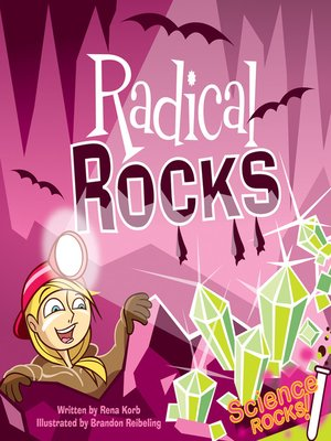 cover image of Radical Rocks