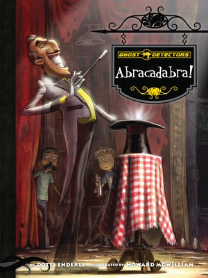cover image of Abracadabra!
