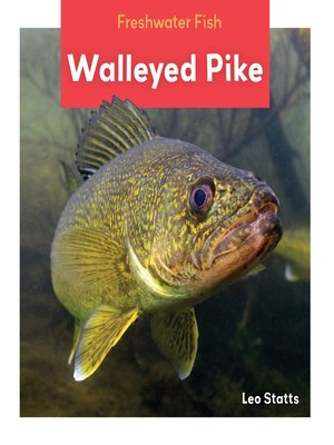 cover image of Walleyed Pike