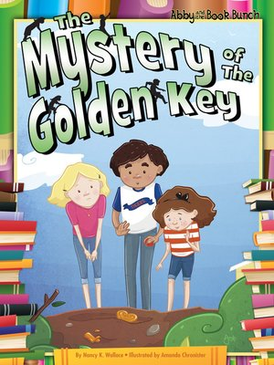 cover image of Mystery of the Golden Key