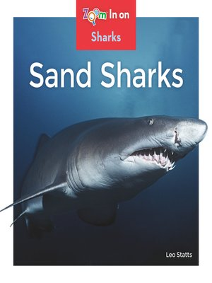 cover image of Sand Sharks