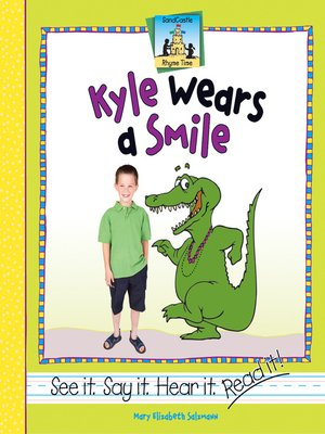 cover image of Kyle Wears a Smile