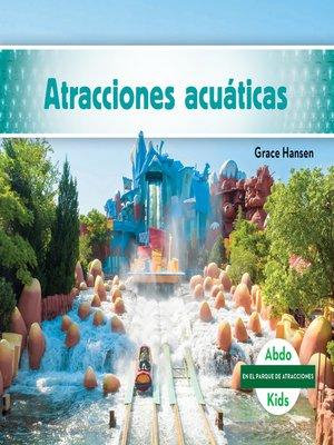 cover image of Atracciones acuáticas (Water Rides)