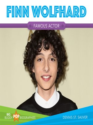 cover image of Finn Wolfhard