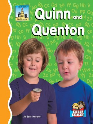 cover image of Quinn and Quenton
