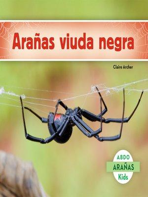 cover image of Araña viuda negra