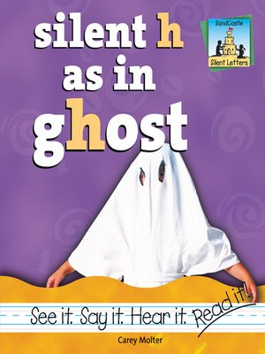 cover image of Silent H as in Ghost