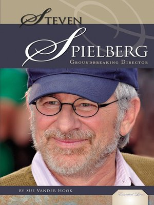 cover image of Steven Spielberg