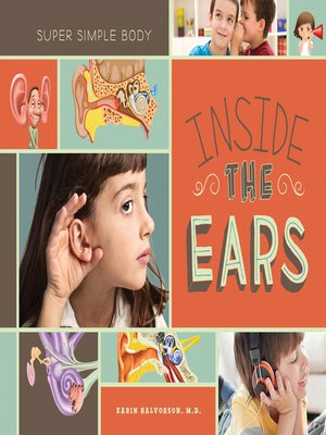 cover image of Inside the Ears