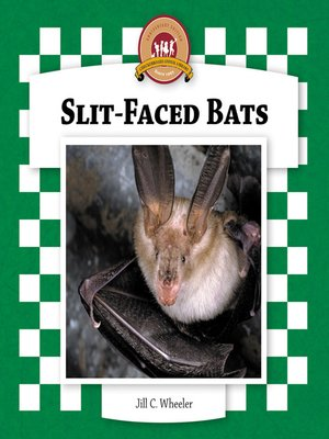 cover image of Slit-Faced Bats