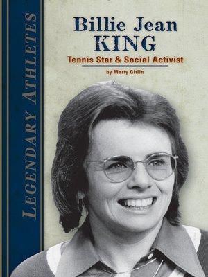 cover image of Billie Jean King