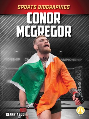 cover image of Conor McGregor