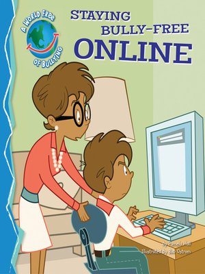 cover image of Staying Bully-Free Online
