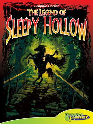 cover image of Legend of Sleepy Hollow