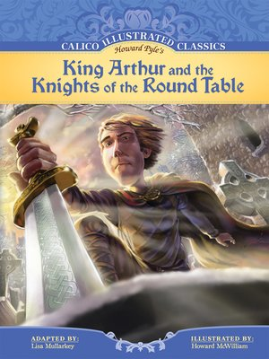 cover image of King Arthur & the Knights of the Round Table
