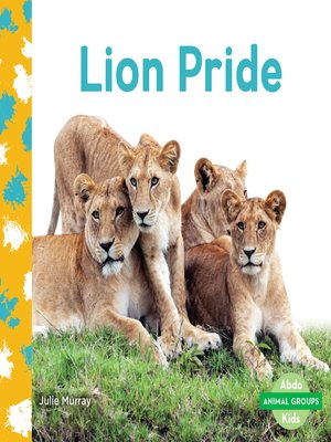 cover image of Lion Pride