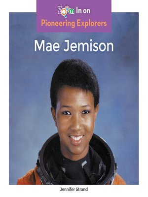 cover image of Mae Jemison