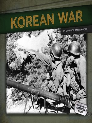 cover image of Korean War