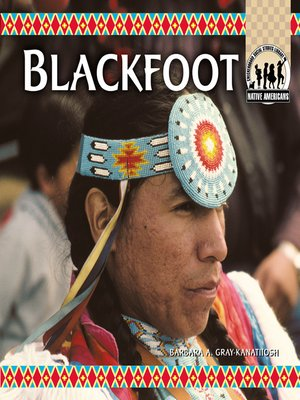 cover image of Blackfoot