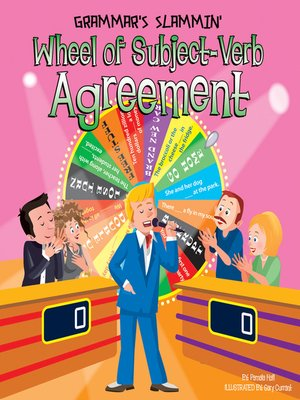 cover image of Wheel of Subject-Verb Agreement