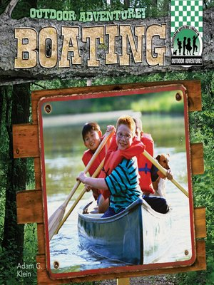 cover image of Boating