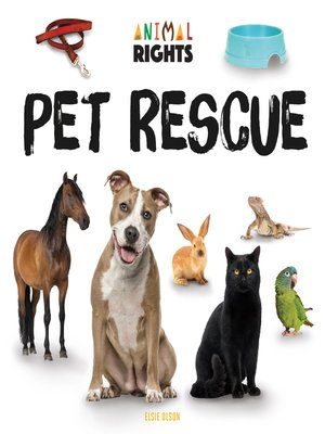 cover image of Pet Rescue