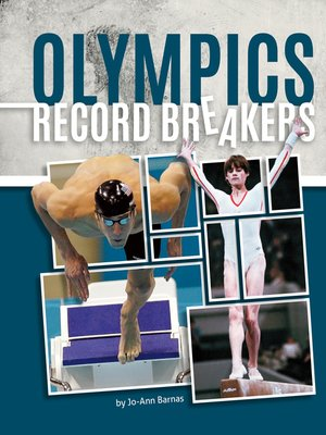 cover image of Olympics Record Breakers