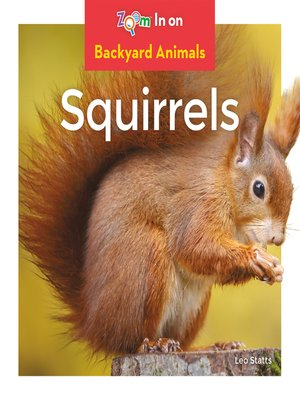 cover image of Squirrels