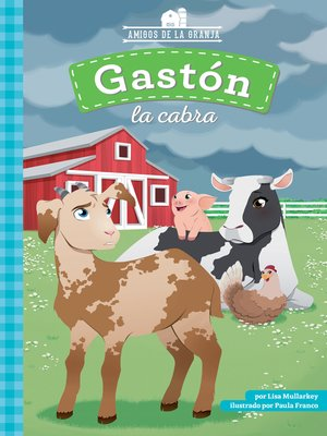 cover image of Gastón la cabra (Gaston the Goat)