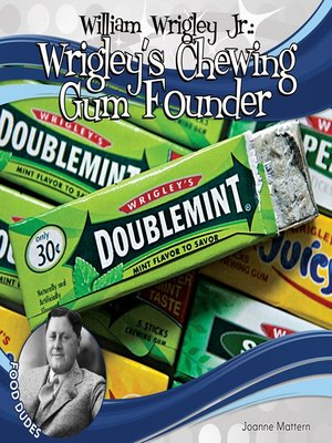 cover image of William Wrigley, Jr.