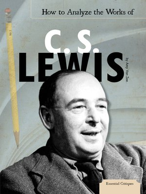 cover image of How to Analyze the Works of C. S. Lewis