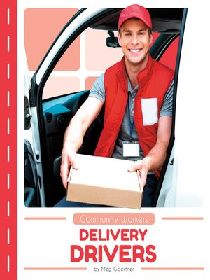 cover image of Delivery Drivers