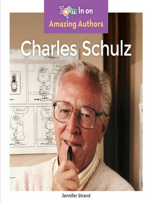 cover image of Charles Schulz