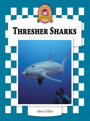 cover image of Thresher Sharks