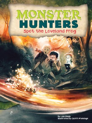 cover image of Spot the Loveland Frog