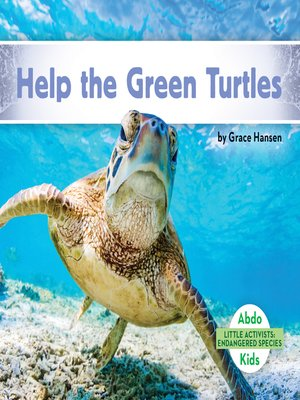 cover image of Help the Green Turtles